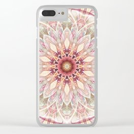 Mandalas for Times of Transition 26 Clear iPhone Case
