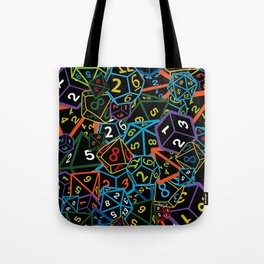 D&D (Dungeons and Dragons) - This is how I roll! Tote Bag