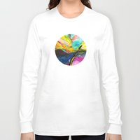 splash Long Sleeve T-shirts featuring Splash by zAcheR-fineT