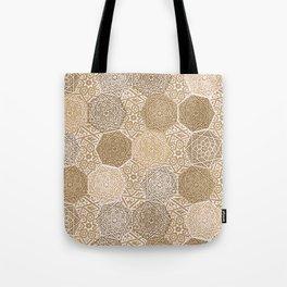 Sandalwood Souk Tote Bag