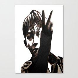 Kes  Billy Canvas Print