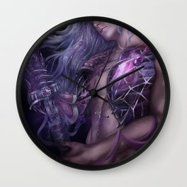 Diamond knight Wall Clock