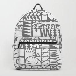 Chachani - White Backpack