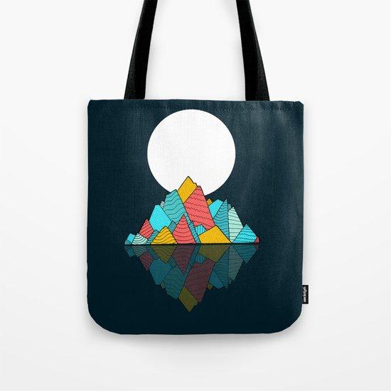 The lost Island Tote Bag