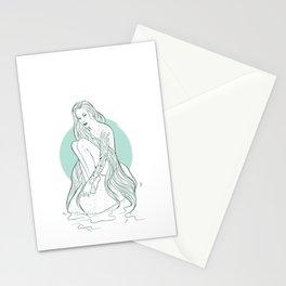 Siren Seirēn Stationery Cards