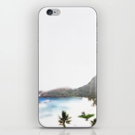 Souvenir from the island iPhone Skin