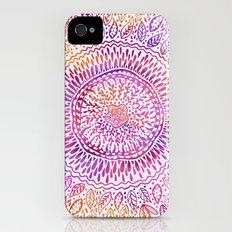 Intricate Sun Slim Case iPhone (4, 4s)