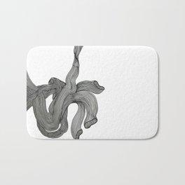 Drawing Weird Stuff Bath Mat