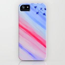 Nearly Patriotic,#4 iPhone Case