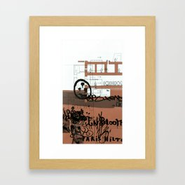 copper series 1 Framed Art Print