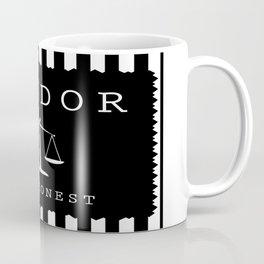 CANDOR - DIVERGENT Coffee Mug