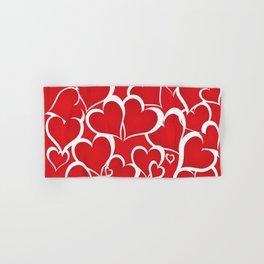 love Hand & Bath Towel