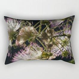 Flowers from Below Rectangular Pillow