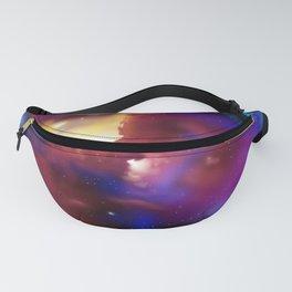 Bat Nebula  Fanny Pack