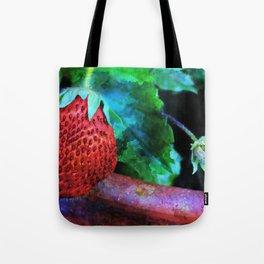 Patio Garden Tote Bag