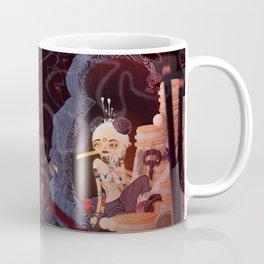 Chinese Gold Coffee Mug