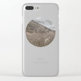 Hiding in plain sight Clear iPhone Case