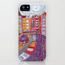 Vincent's Amsterdam iPhone Case