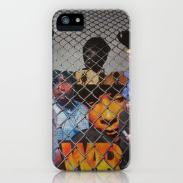 """WAR"" iPhone Case"