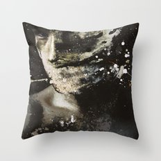 Squall Throw Pillow