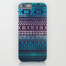 Azzurro | Tribal Slim Case iPhone 6s