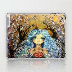 Winter Angel Laptop & iPad Skin