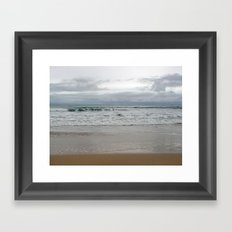 After the Rain 2  Framed Art Print