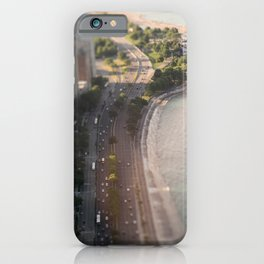 Lakeshore Drive Chicago Illinois iPhone Case