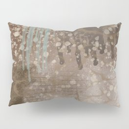 Splash of Textures Pillow Sham