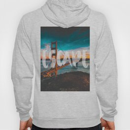 ESCAPE San Francisco Hoody
