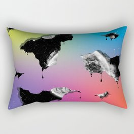 Cosmic Matter and the Neon Spectrum Rectangular Pillow