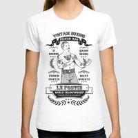 boxing T-shirts featuring Vintage Boxing by T-SIR   Oscar Postigo