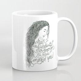 Loneliness Coffee Mug