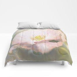 Light pink Flower Comforters