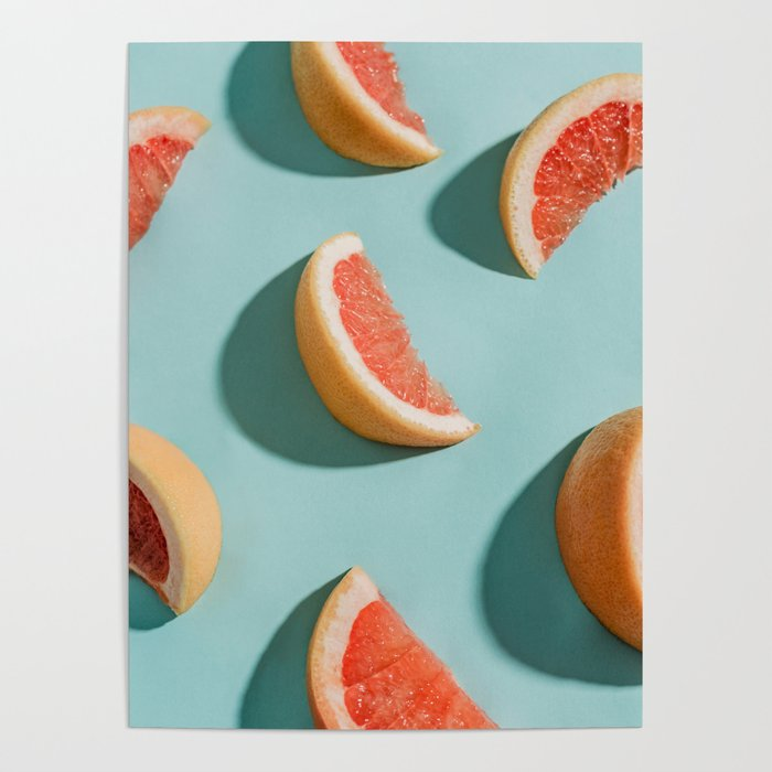 Grapefruit Poster