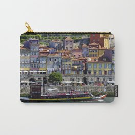 Porto houses, Portugal Carry-All Pouch