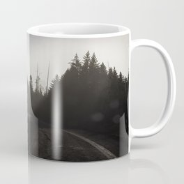Empty Road Coffee Mug
