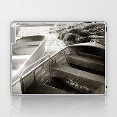 { afternoon boats } Laptop & iPad Skin