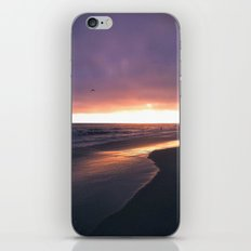 Cali Sunset iPhone & iPod Skin