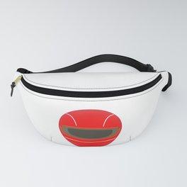 Racing Helmet Fanny Pack