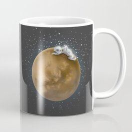 Lost in a Space / Marsporror Coffee Mug