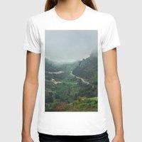 europe T-shirts featuring Peaks of Europe 2 by Svetlana Korneliuk
