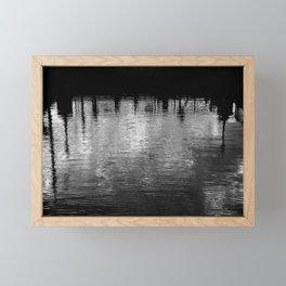 Fleeting Framed Mini Art Print