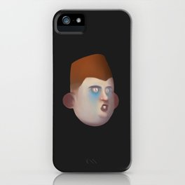 Mercurian Jimbo iPhone Case