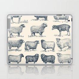 Types of Sheep Laptop & iPad Skin