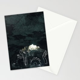 Three Eyes Cave, 2018 Stationery Cards