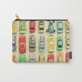 Car Park Carry-All Pouch