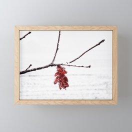 Determined Framed Mini Art Print