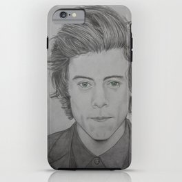 Harry Styles -1D iPhone Case