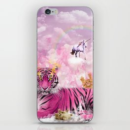 Kitty Queen iPhone Skin